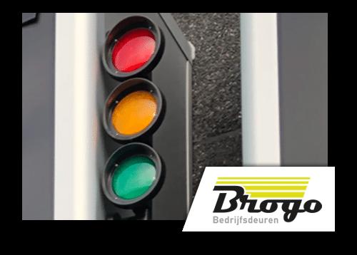 verkeerslichten - brogo bedrijfsdeuren